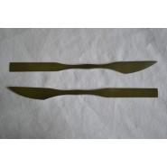 Štukatérské želízko - nožík